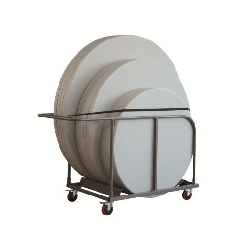 Zown Round Table Trolley from Eden Commercial Furniture